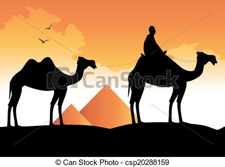 Camel Caravan clipart #8, Download drawings