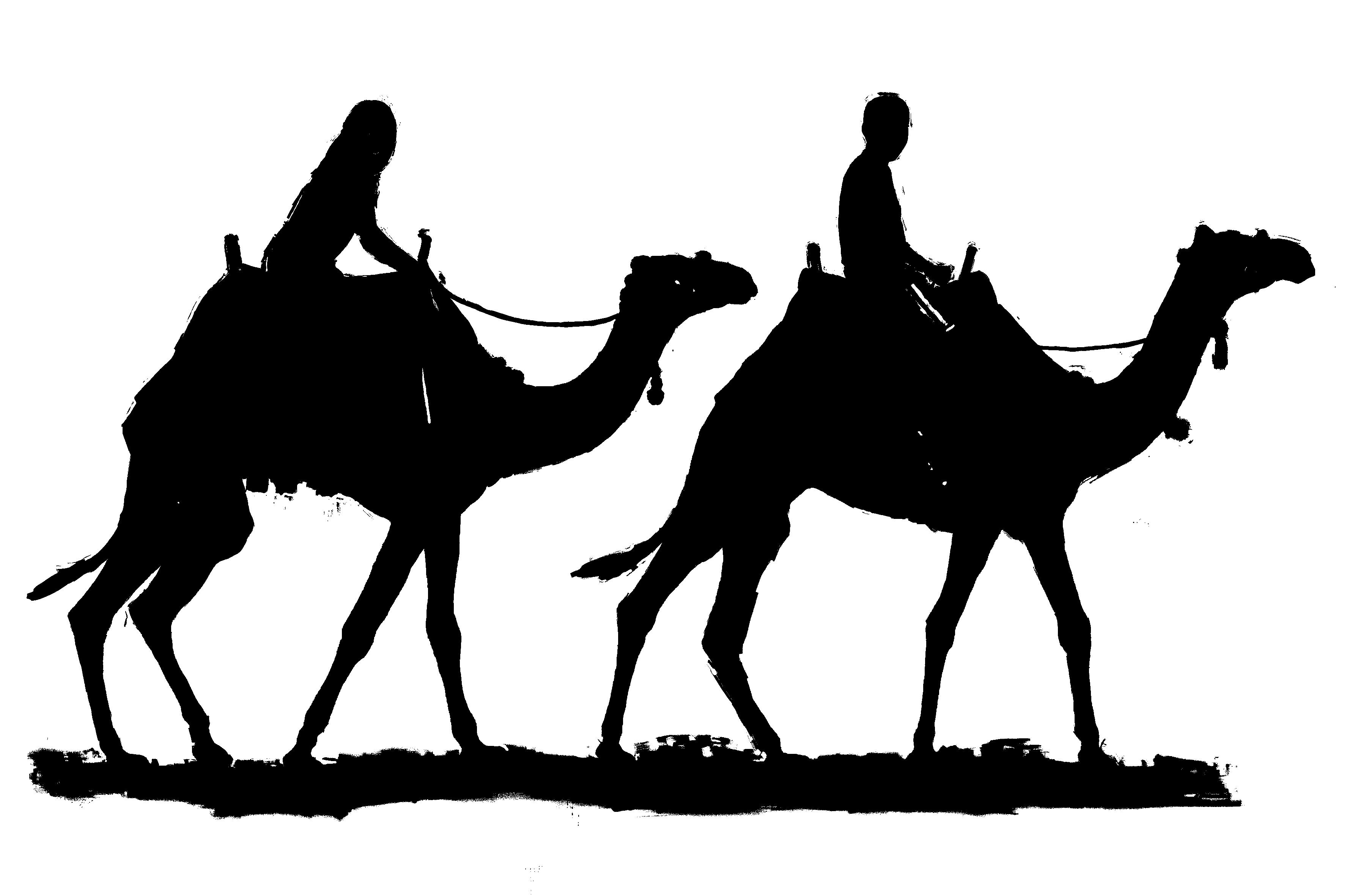 Camel Caravan clipart #4, Download drawings