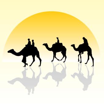 Camel Caravan clipart #12, Download drawings