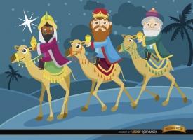 Camel Caravan svg #7, Download drawings