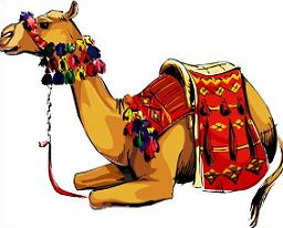 Camel clipart #1, Download drawings