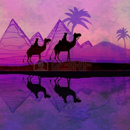 Camel Train clipart #5, Download drawings