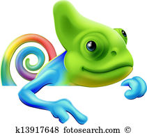 Cameleon clipart #13, Download drawings