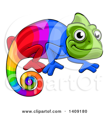 Jackson's Chameleon clipart #4, Download drawings