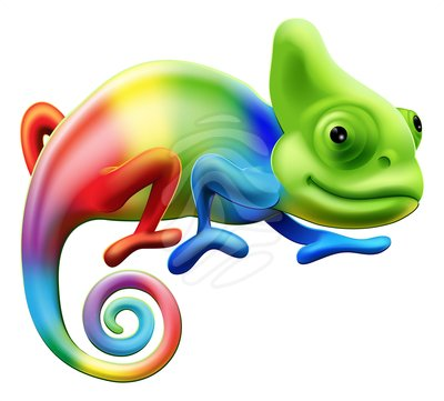 Cameleon clipart #10, Download drawings
