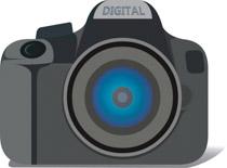 Camera clipart #14, Download drawings