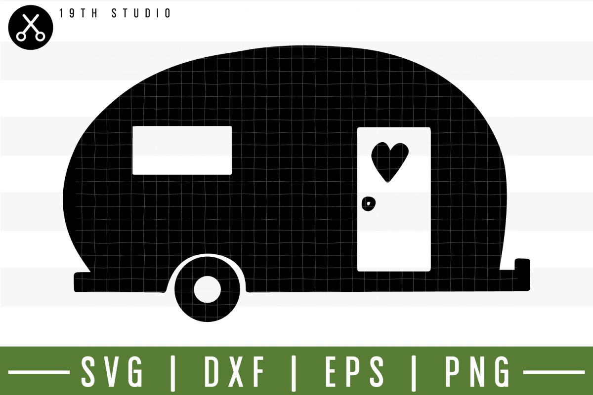 camper svg #1192, Download drawings