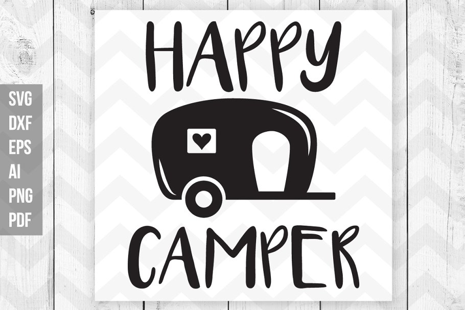 camper svg #1191, Download drawings