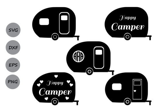 camper svg #1183, Download drawings
