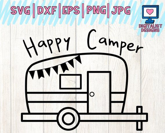 camper svg #1190, Download drawings