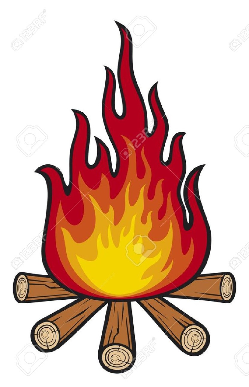 Campfire clipart #3, Download drawings