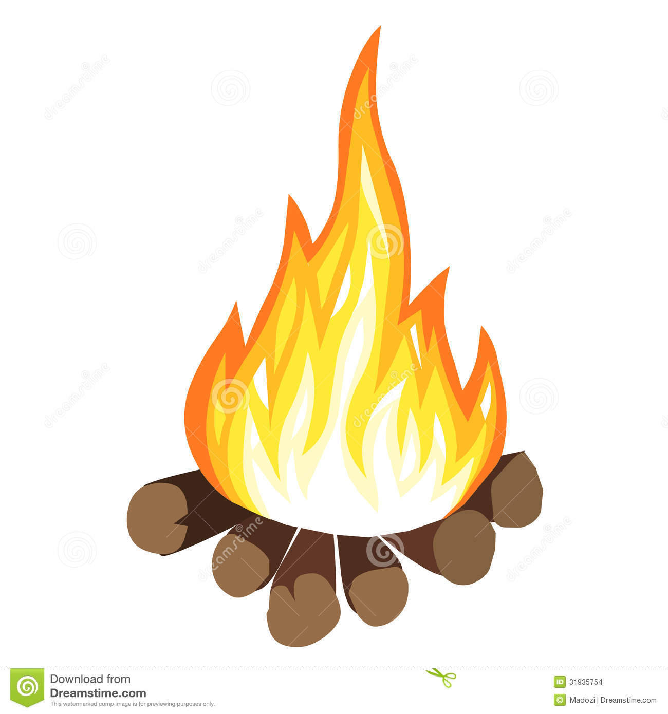Campfire clipart #10, Download drawings