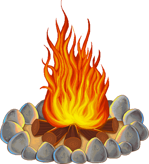 Campfire clipart #9, Download drawings