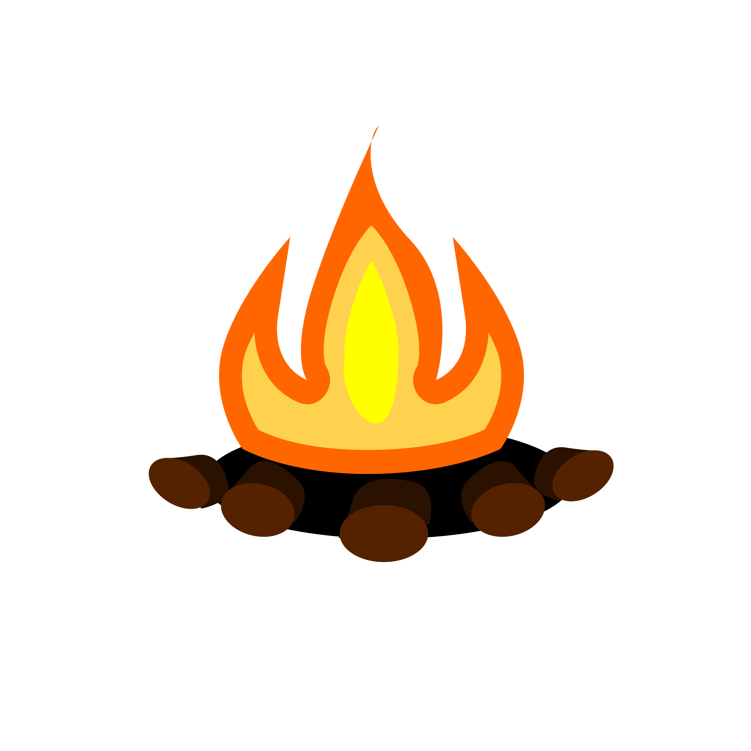 Campfire clipart #2, Download drawings