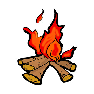 Campfire clipart #5, Download drawings
