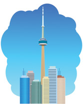 Toronto clipart #1, Download drawings