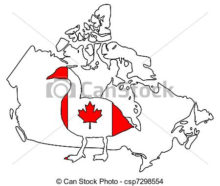 Canada Goose clipart #6, Download drawings