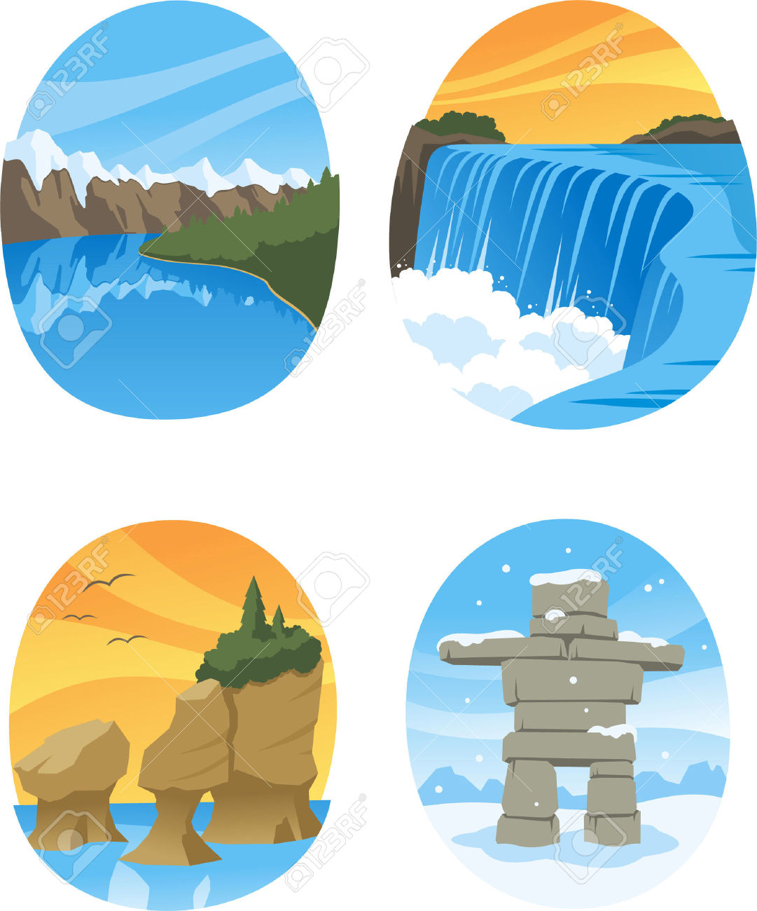 Canadian Rockies clipart #9, Download drawings