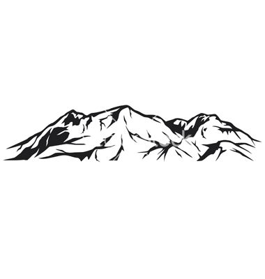Canadian Rockies clipart #1, Download drawings