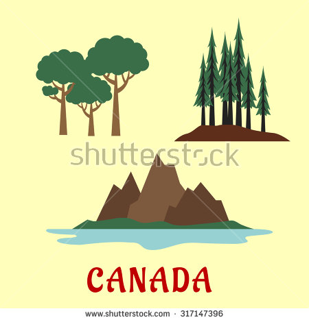 Canadian Rockies clipart #10, Download drawings