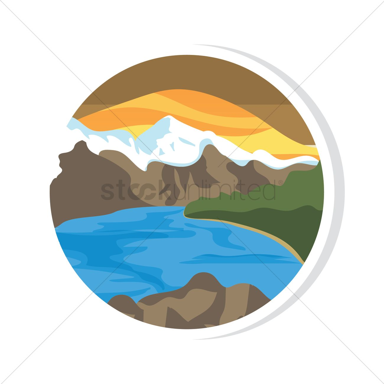 Canadian Rockies clipart #15, Download drawings