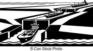 Canal clipart #10, Download drawings