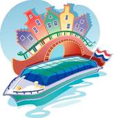 Canal clipart #20, Download drawings