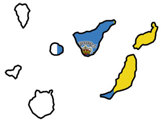 Canary Islands clipart #3, Download drawings