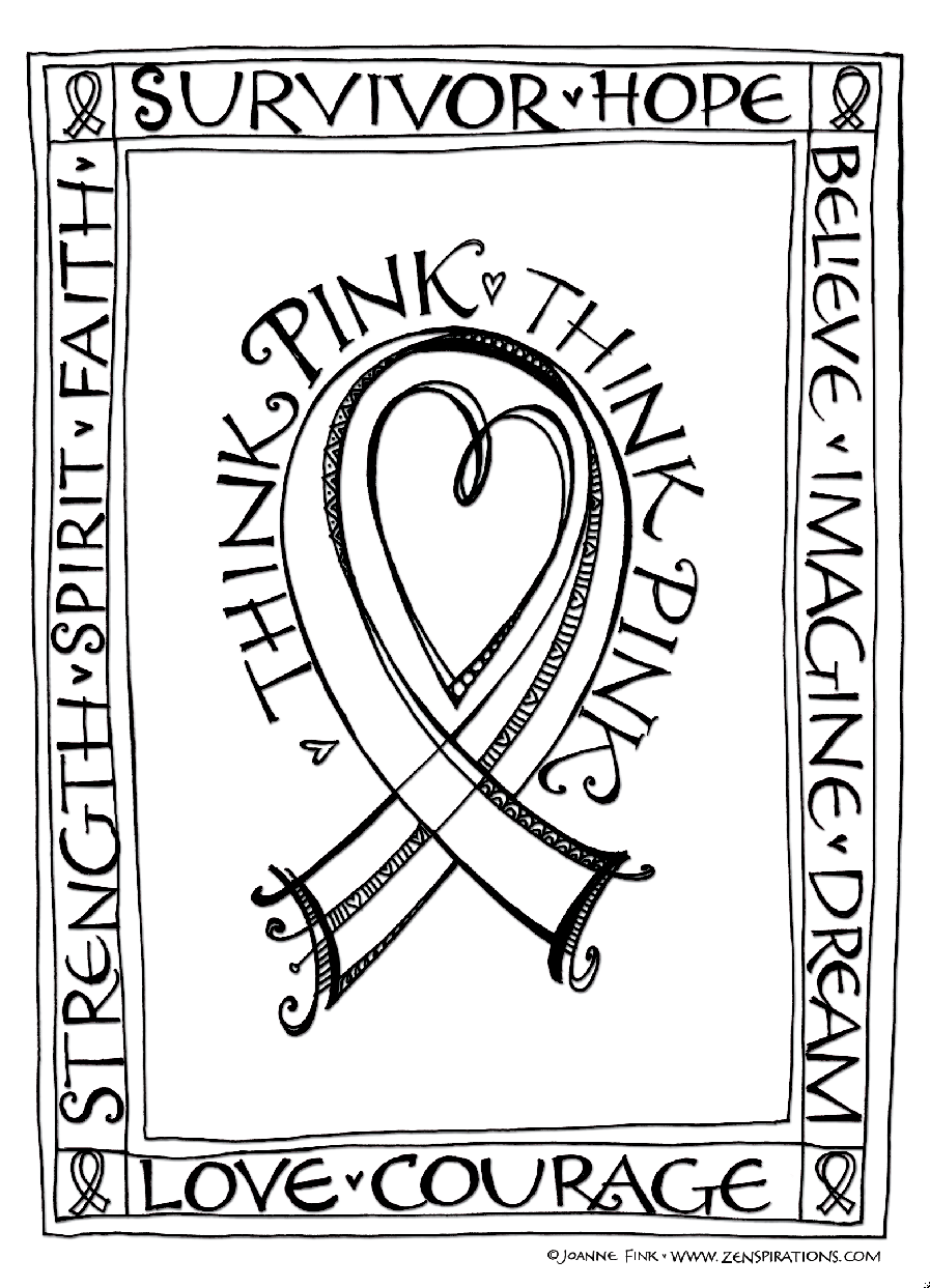 Cancer coloring #11, Download drawings