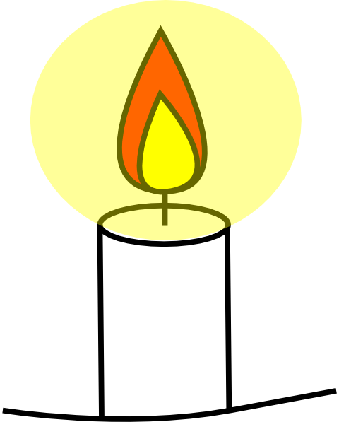 Candle clipart #10, Download drawings