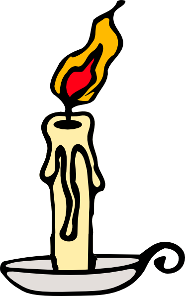 Candle clipart #13, Download drawings