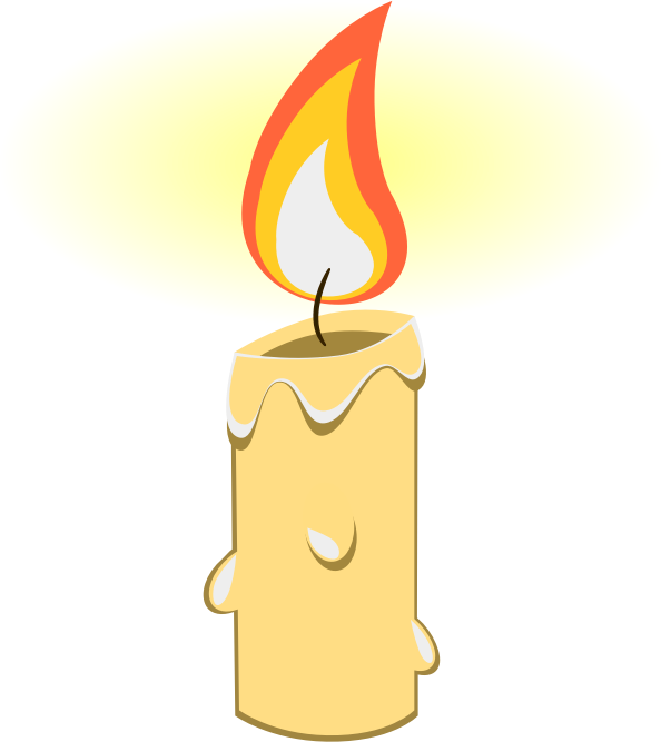 Candle clipart #7, Download drawings