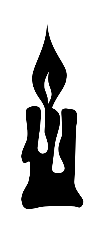 Candle svg #16, Download drawings