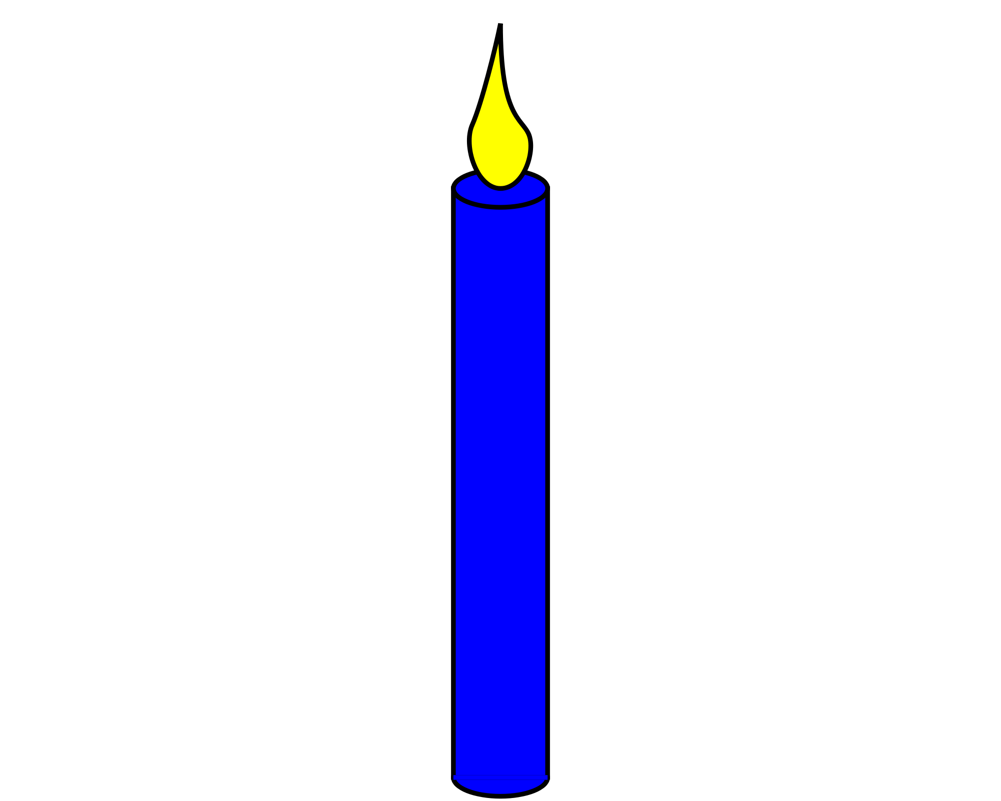 Candle svg #6, Download drawings
