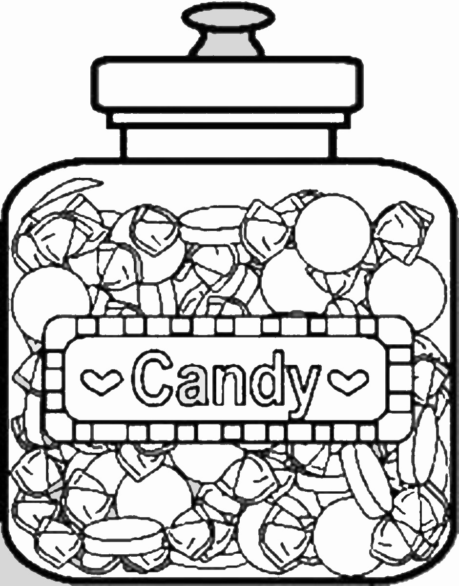 Candy coloring #8, Download drawings