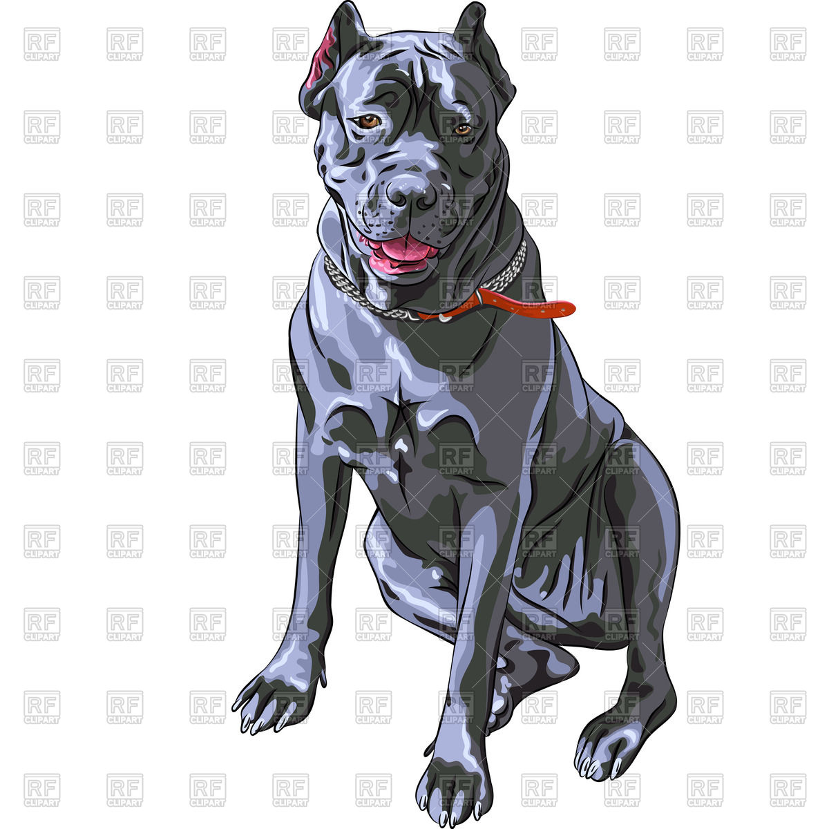 Cane Corso clipart #12, Download drawings