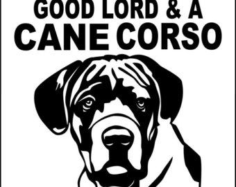 Cane Corso svg #11, Download drawings