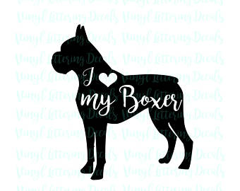 Boxer svg #3, Download drawings