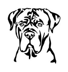 Cane Corso svg #9, Download drawings
