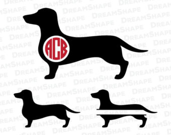 Dachshund svg #6, Download drawings