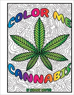 Cannabis coloring #15, Download drawings