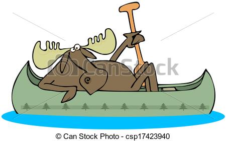 Canoe clipart #9, Download drawings