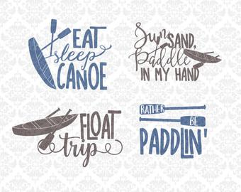 Canoe svg #303, Download drawings