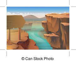 Canyon clipart #13, Download drawings