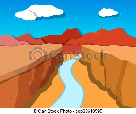 Canyon clipart #2, Download drawings