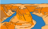Canyon clipart #17, Download drawings