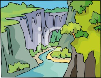 Canyon clipart #5, Download drawings
