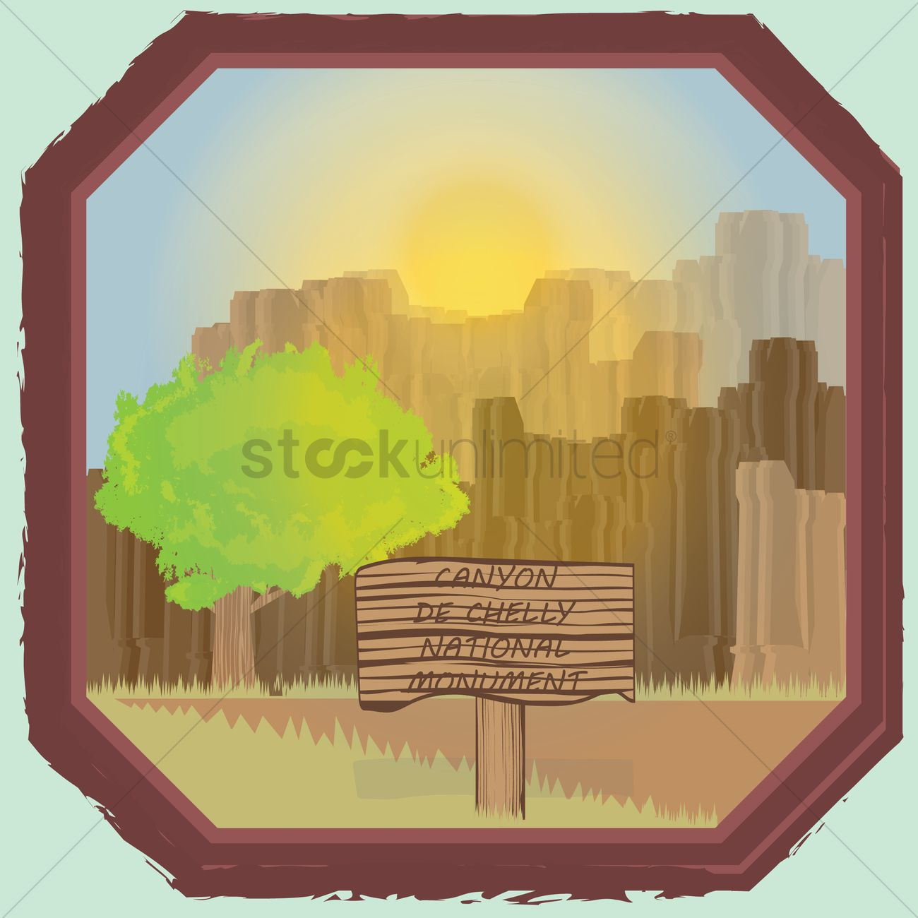 Canyon De Chelly National Monument clipart #6, Download drawings