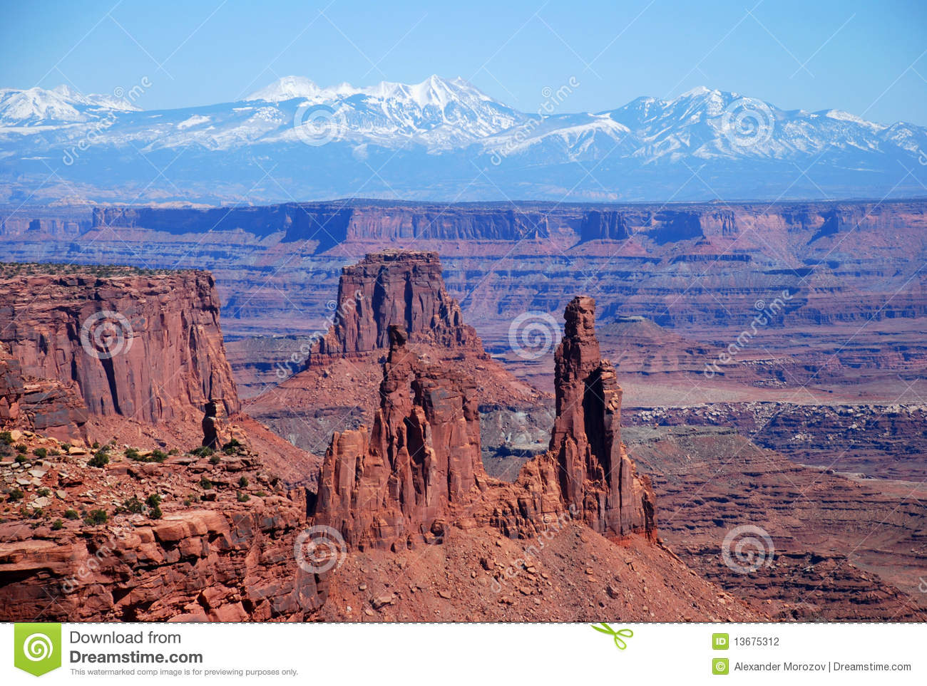 Canyonlands National Park clipart #1, Download drawings
