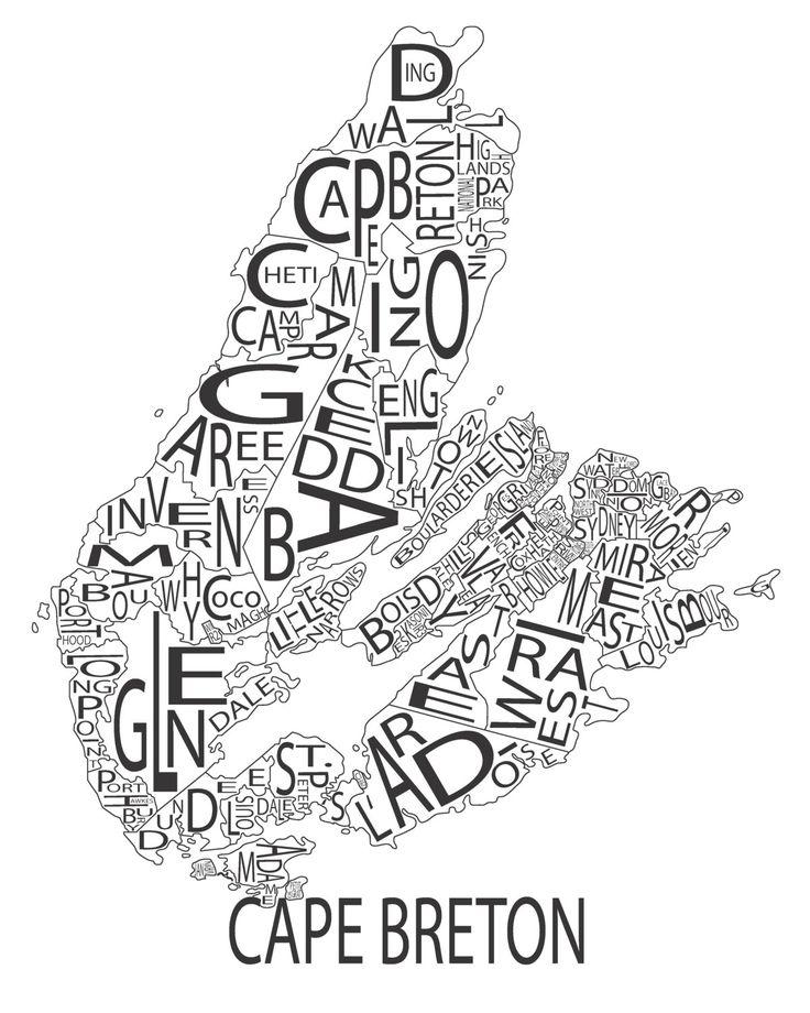 Cape Breton coloring #6, Download drawings